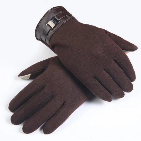 Cashmere Touchscreen Gloves (Brown) Kwikibuy Amazon Global | Men | Cashmere | Gloves | Mittens | Touchscreen | Outerwear | iPhone