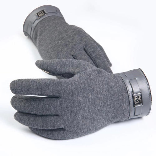 Cashmere Touchscreen Gloves (Grey)  - Kwikibuy Amazon Global