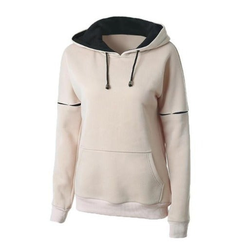 Shop-Now-Women's-Hoodies-Beige-Plus-Sizes-Available-Kwkibuy.com-All-Tops