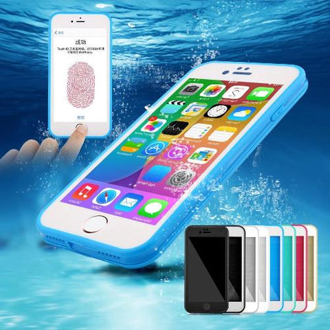 7 Plus Shockproof Water Proof For iPhone 7 7 Plus Armor Screen Touch Cover