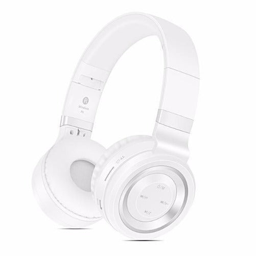 Shop-Now-Wireless-Bluetooth-Headphones-with-Mic-White-Silver-Kwikibuy.com
