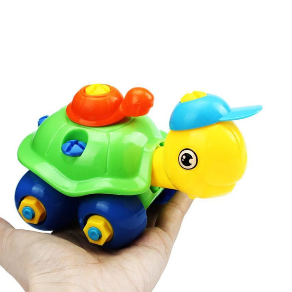 Turtle Car (Yellow) - Kwikibuy.com™® Official Site