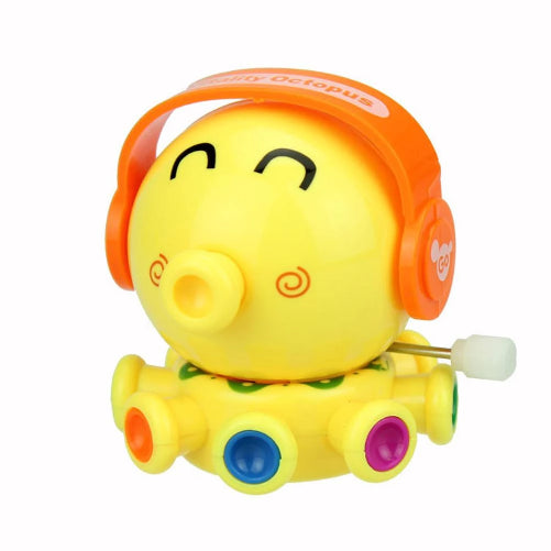 Wind Up Toy Vehicle (Canary Yellow)  - Kwikibuy Amazon Global