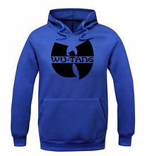 Load image into Gallery viewer, Wu-Tang-Hoodie-10-Colors-Blue-and-Black  - Kwikibuy Amazon Global