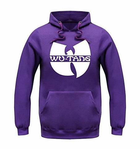 Wu Tang Hoodie (Purple & White) $29 - Kwikibuy.com™® Official Site
