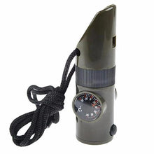Load image into Gallery viewer, *7) in 1 Survival LED Flashlight  - Kwikibuy Amazon Global
