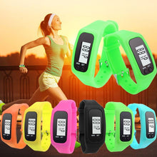 Load image into Gallery viewer, Bluetooth Digital Calorie Counter Sports Distance Pedometer  - Kwikibuy Amazon Global