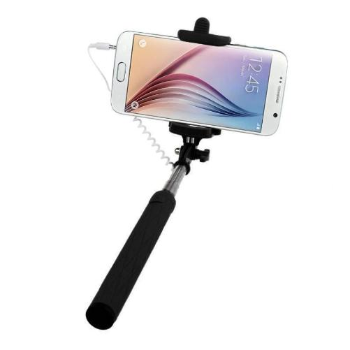Deluxe-Selfie-Stick-Black  - Kwikibuy Amazon Global