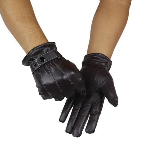 Pair of Waterproof Non-slip Leather Gloves | Kwikibuy Amazon Global | United States | gloves | mittens | Men | non-slip | leather