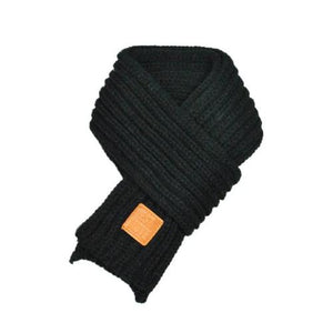 Child's-Scarf-Black  - Kwikibuy Amazon Global