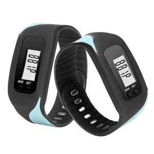 Health Fitness Bluetooth  Smart Pedometer Tracker Bracelet  - Kwikibuy Amazon Global