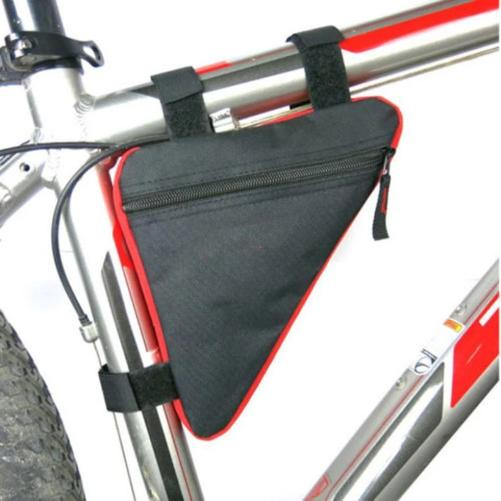 Waterproof-Bicycle-Saddle-Bag-Red  - Kwikibuy Amazon Global