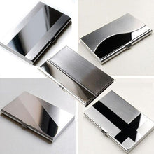 Load image into Gallery viewer, Stainless Steel Card Holder  - Kwikibuy Amazon Global