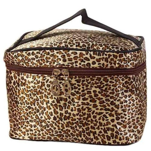 Cosmetic Travel Case (Leopard Print) Kwikibuy Amazon Global | Woman | All | Cosmetics | Travel | Case