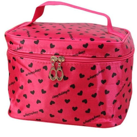 Cosmetic Travel Case (Hot Pink 2) Kwikibuy Amazon Global | Woman | All | Cosmetics | Travel | Case