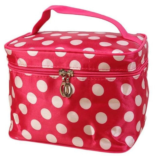 Cosmetic Travel Case (Hot Pink 1) Kwikibuy Amazon Global | Woman | All | Cosmetics | Travel | Case