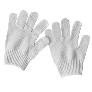 Level-5-Cut-Resistant-Safety-Gloves-White  - Kwikibuy Amazon Global
