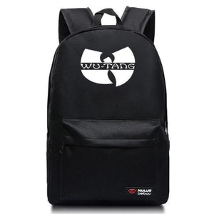 Wu-Tang-Backpack-7-Colors-Star-Grey  - Kwikibuy Amazon Global