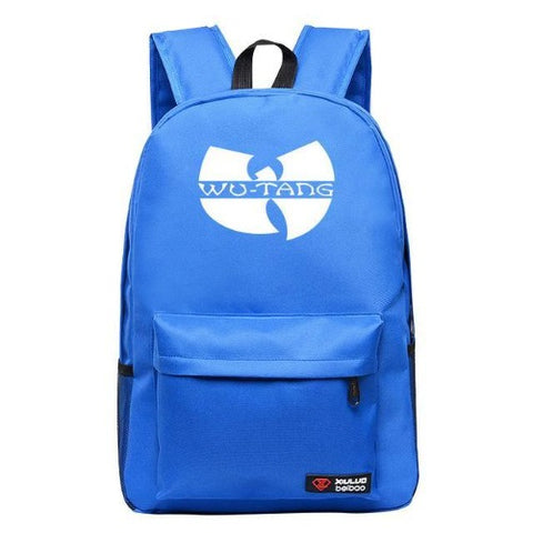 Wu-Tang-Backpack-7-Colors-Dark-Blue  - Kwikibuy Amazon Global