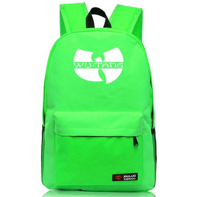Wu-Tang-Backpack-*7)-Colors-Green  - Kwikibuy Amazon Global