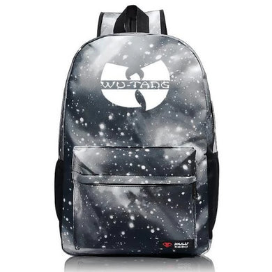 Wu-Tang-Backpack-*7)-Colors-Star-Grey  - Kwikibuy Amazon Global