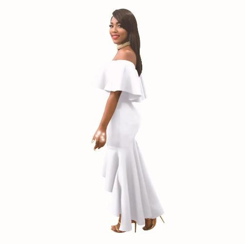 Buy-Now-Off-The-Shoulder-Long-Sleeve-Stretch-Rompers-White- Kwikibuy Amazon Global-For a limited time Features: Condition: Brand new and high quality 4 Colors