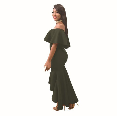 Shop-Now-Off-The-Shoulder-Strapless-Bodycon-Dress-Olive-Kwikibuy.com-Women-Clothes