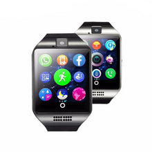 Load image into Gallery viewer, Touch Screen Smart Watch Bluetooth Camera Black  - Kwikibuy Amazon Global