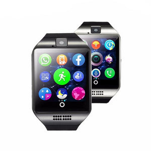 Bluetooth-Camera-Touch-Screen-Smart-Watch-Black  - Kwikibuy Amazon Global