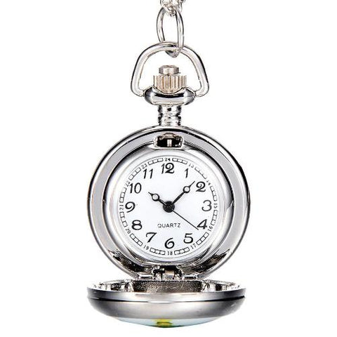 Vintage Pendant Style Pocket Watch - Kwikibuy.com Official Site©