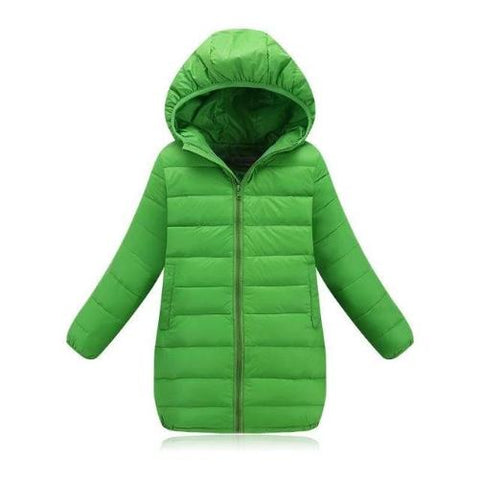 Down-Jacket-Green  - Kwikibuy Amazon Global