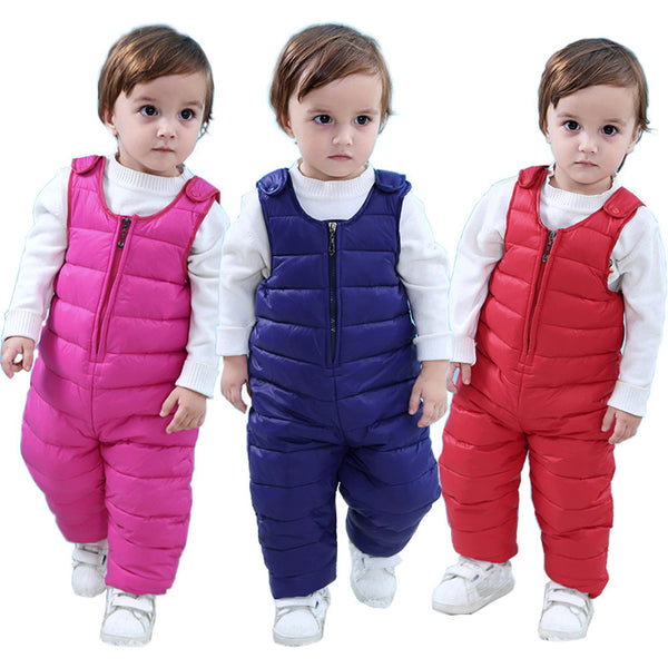 Snow Suit (4 Colors) | Kwikibuy Amazon | United States | Children | Kids | Winter | Outer-wear | Pants