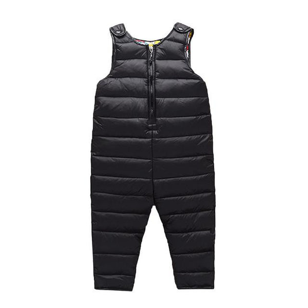 Snow Suit (Black) | Kwikibuy Amazon | United States | Children | Kids | Winter | Outer-wear | Pants