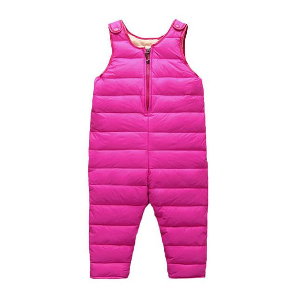 Snow Suit (Hot Pink) | Kwikibuy Amazon | United States | Children | Kids | Winter | Outer-wear | Pants
