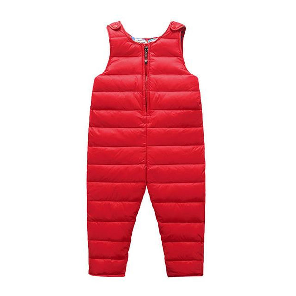 Snow Suit (Red) | Kwikibuy Amazon | United States | Children | Kids | Winter | Outer-wear | Pants