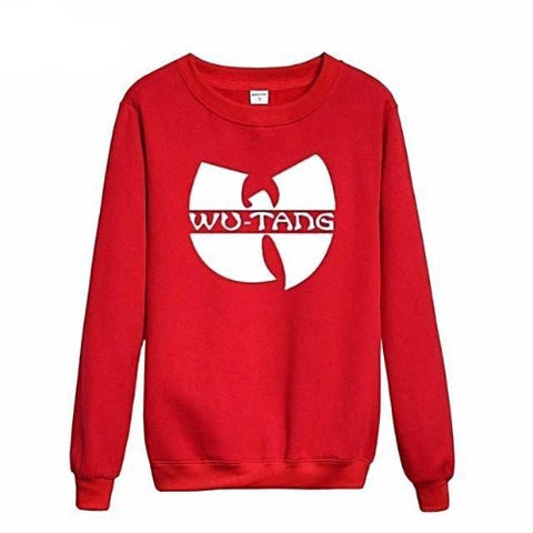 Wu-Tang-Sweat-Shirt-5-Colors-Red-and-White  - Kwikibuy Amazon Global