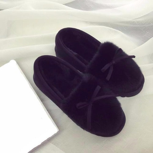 Shop-Now-Feather-Warm-Black-House-Shoes-Kwikibuy.com-Women-Shoes-Slippers