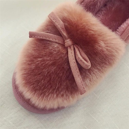 Shop-Now-Feather-Warm-Pink-Close-up-House-Shoes-Kwikibuy.com-Women-Shoes-Slippers