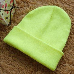 Skullies & Beanies (Yellow)  - Kwikibuy Amazon Global