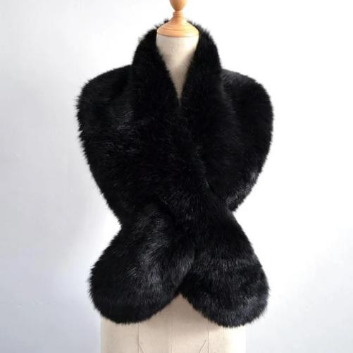 Shop-Now-Luxurious-Stole-Wrap-Black-Kwikibuy.com-Scarves-Scarf-Wrap-Stole