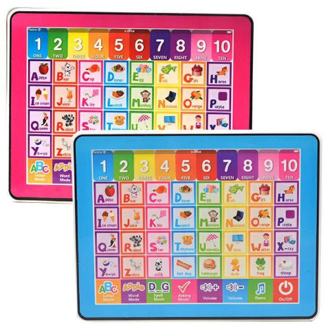 Touch Y-pad Voice Learning Computer $15 (Pink or Blue) - Kwikibuy.com™® Official Site