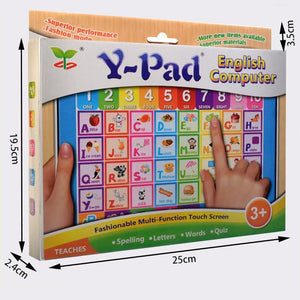 Touch Y-pad Voice Learning Computer  - Kwikibuy Amazon Global