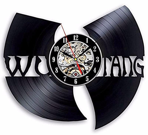 WU TANG CLAN WALL CLOCK $29 (WU 1) - Kwikibuy.com™® Official Site