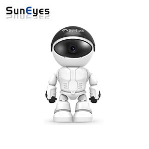 SunEyes 1080P IP Robot Wifi Camera  - Kwikibuy Amazon Global
