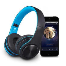 Load image into Gallery viewer, Wireless-Bluetooth-Stereo-Soft-Earmuff-Headset-Black  - Kwikibuy Amazon Global