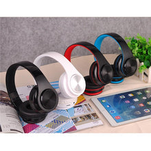 Load image into Gallery viewer, Wireless-Bluetooth-Stereo-Soft-Earmuff-Headset-White  - Kwikibuy Amazon Global