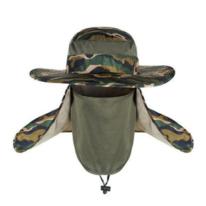 Wide-Brim-Big-Bucket-Hat-Tan  - Kwikibuy Amazon Global