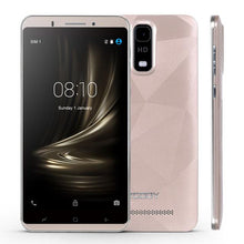 Load image into Gallery viewer, Unlocked Android 5.1 Quad Core Dual SIM GPS 6 Inch 3G Smartphone  1GB RAM 8GB  - Kwikibuy Amazon Global