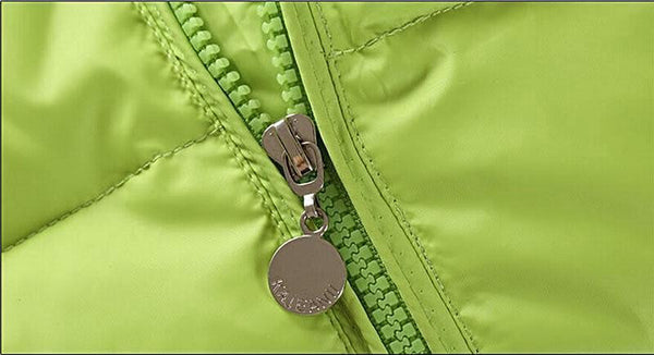 Down Snow Jackets $35 (Lime Green) - Kwikibuy.com™® Official Site