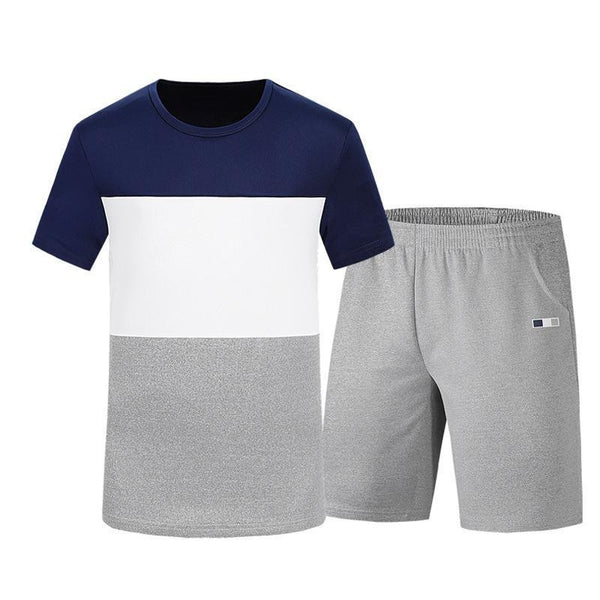 Sporting Short Set (Blue White Grey) - Kwikibuy Amazon